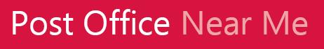 Post Office Near Me Logo